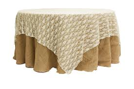90 x90 square lace table overlay topper ivory