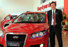 new car launches malaysia 2013Chery Malaysia opens new 3S centre launches Eastar ST  brand to