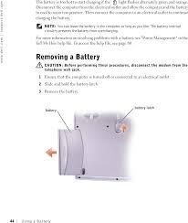 Dell Dimension 5150 Orange Power Light Dell Dimension 5150 Users Manual M1708bk2