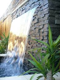 modern outdoor wall fountain trends to give your landscape a wall mounted fountains wall mounted drinking