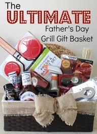 diy grilling gift basket