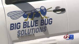 Big Blue Bug Solutions Warmer Weather Will Bring An Increase In Bugs