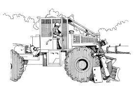 logging coloring pages skidder cliparts free clip arts sanyangfrp