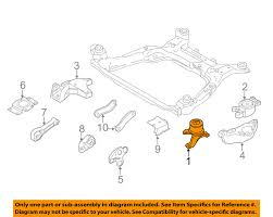 volvo oem s engine motor mount torque strut  volvo oem 07 15 s80 engine motor mount torque strut 31257674