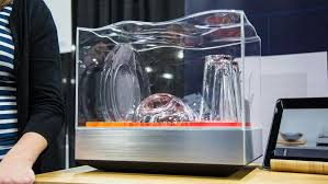 this heatworks countertop dishwasher is pretty and practical