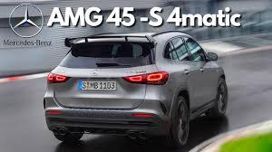 Il prezzo per l'italia parte da 55.966,19 € (iva inclusa e messa su strada esclusa). Mercedes Amg Gla 45 S 4matic 2021 Mercedes Benz Amg Gla 45s 4matic Plus Interior Exterior Sound Youtube