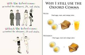 when is a comma used the cambridge comma lavengro