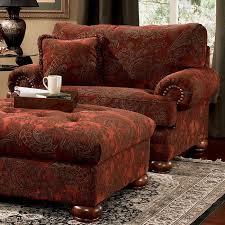 burlington sienna chair and a half signature design by ashley