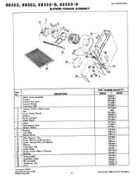 jennaire fan wiring diagram wiring diagram and schematic jenn air sve47600 electric slide in range timer stove clocks and beverage air wiring diagrams