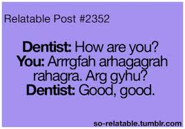 Dentist Quotes Delectable Funny Quotes Dentist Quotesgram Funny Dentist Quotes