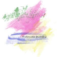 free watercolor brushes illustrator watercolor brushes 50 of the best to create beautiful designs