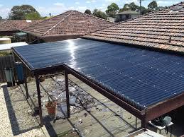 Pergola Roofing Materials Australia