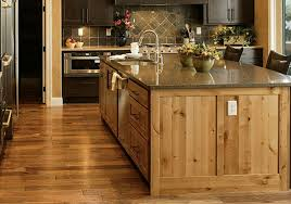 Build Rustic Kitchen Islands Rooms Decor and Ideas