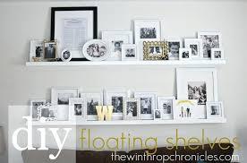 floating closet shelves white floating shelves for framed picture placement floating closet shelves diy