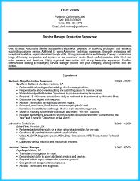 Nurse Technician Resumes Writing A Concise Auto Technician Resume