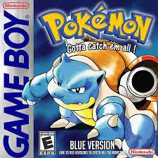 Pokemon - Blue Version - Gameboy(GB) ROM Download