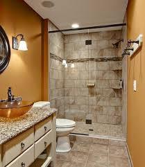 Bathroom Shower Design Ideas Bathroom Gray Mosaic Marble Wall Tile Paneling Walk In