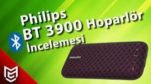 🔊Philips Everplay BT3900 Bluetooth Hoparlör İnceleme🔊 - YouTube