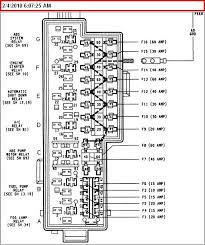 1994 jeep xj fuse box diagram jeep wiring diagram & wiring schematic 1993 jeep grand cherokee fuse box diagram at 1993 Jeep Grand Cherokee Relay Box Diagram