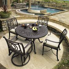 patio round table and chairs set random 2