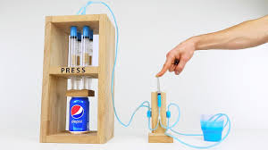 how to make powerful hydraulic press