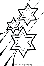 Coloring Pages Star Totallyradclub