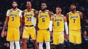 The LA Lakers have a record number of ...