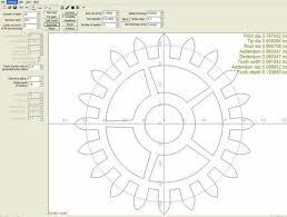 Gear Module Chart Gears