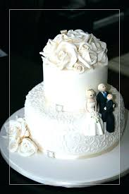 Idea Small Wedding Cakes Images For Ivory Lace Wedding Cake 92 Small