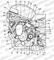 Amazing honda's secret supercharged big naked v plans yep honda superchareged engine 04 amazing hondas