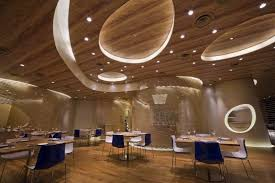elegant furniture and lighting. Delighful Lighting From Elegant Restaurant With Luxury Lighting U2013 Nautilus Project To Furniture And A