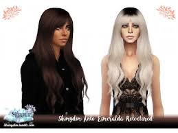 S4 Anto Esmeralda Retexture + DarkRoots - Naturals + Unnaturals - The Sims  4 Download - SimsDomination