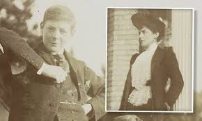Young Winston: Unseen photographs of Churchill as a teenager ...