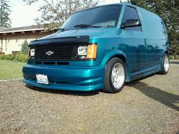 natemarler 1992 Chevrolet AstroCargo Minivan Specs, Photos ...