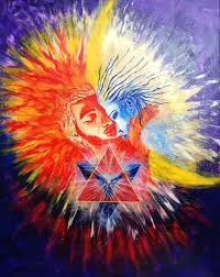 Spiritual Light Art Light Workers Twin Flames Ascension The Divine Masculine