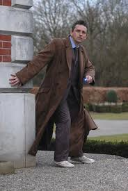 i am often asked if i can be commissioned to make tennant coats the answer is yes