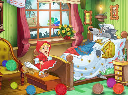 freud destroys little red riding hood antiserious