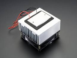 peltier thermo electric cooler module heatsink assembly 12v 5a