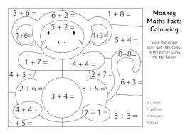 Math Coloring Sheet 5th Grade Math Coloring Sheets Free Pages