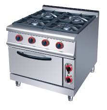 gas cooktop with grill. 4-Burner Gas Range With Oven Cooktop Grill