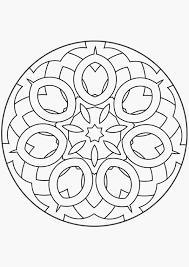 11 Beste Van Kleurplaten Mandala Bloemen Ideeën