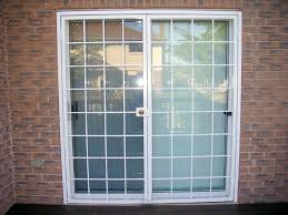 pretentious design ideas burglar bars for sliding glass doors white window security decors types of