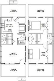 tiny house floor plans free. 16x30 Tiny House -- #16X30H6G 873 Sq Ft - Excellent Floor Plans Free L