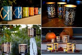 handmade outdoor lighting. Get Inspired By These Handmade Outdoor Lighting Ideas For Summer. R