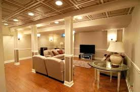 how to install recessed lighting between floors recessed lighting drop ceiling drop basement ceiling with recessed lights ideas for how to install recessed