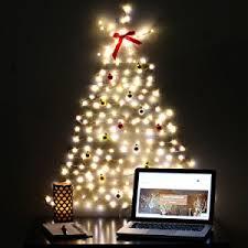christmas tree lighting ideas. Holiday Decor Make Your Own Christmas Tree Lighting Ideas