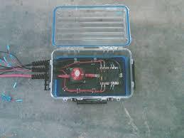 diy waterproof electronics fuse panel gheenoe re do diy waterproof electronics fuse panel gheenoe re do electronics cgi and diy and crafts