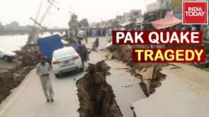 Tremors jolted sargodha and its surrounding area. 5 Dead As 5 8 Magnitude Quake Jolts Pok Tremors Felt In North India Youtube