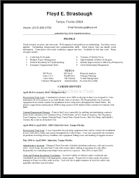 Resume: Resume Format For Purchase Manager