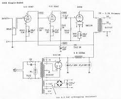 class a au tube headphone amplifier hifi headphones 6sn7 300b single ended se tube amp schematic acircmiddot circuit diagramvacuum